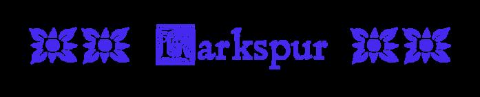 Larkspur logo